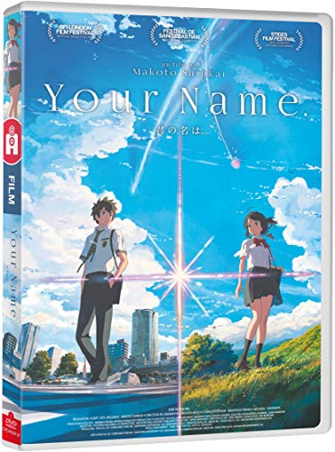 Your Name-DVD