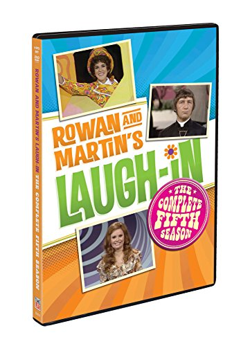 Rowan and Martin's Laugh-In: The Complete Fifth Season (7DVD)
