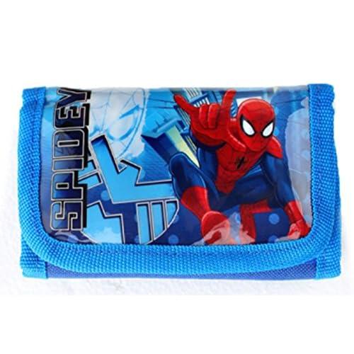 Spiderman Portafoglio–Portamonete–portafoglio–Portamonete (u029)