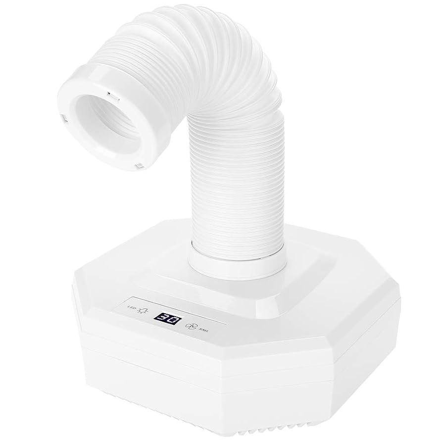 測る者句ネイルダストコレクター 掃除機 ネイルダスト掃除機 ネイル集塵機 ネイルダストコレクター ネイルケア用 ネイルダスト ネイルダスト収納 3連ファン 強力 低騒音(01#)