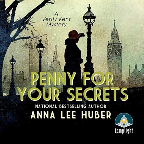 Penny for your Secrets audiobook cover art