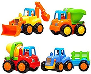 toy tractor size chart