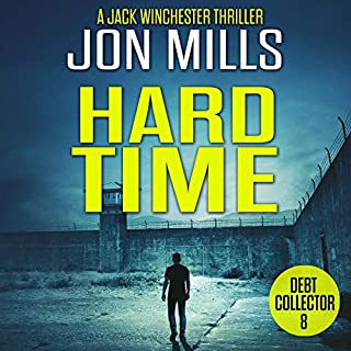 Hard Time - Debt Collector 8  audiobook cover art