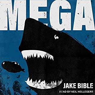 Mega audiobook cover art