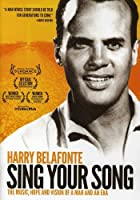 Sing Your Song: Harry Belafonte [DVD] [Import]