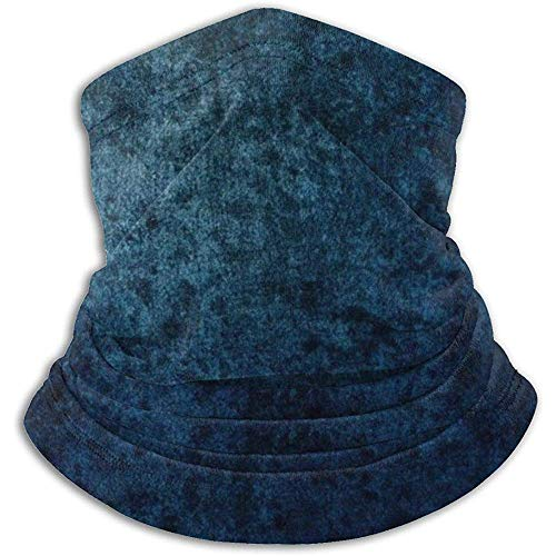 Linger In Blue Designs Neck Gaiter Face Mask Bandana Seamless Headband Ski Riding Running