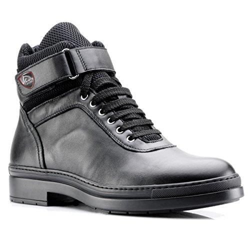 TATTINI Sneakers Hohe Reitstiefel, Schwarz, 40