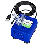 Yosoo <span class='highlight'>Health</span> Gear <span class='highlight'>Pet</span> Fountain Pump, Water Fountain Pump with LED Lights, Ultra-quiet Low Power Consumption Replacement Pump for Cat Mate and Dog Mate <span class='highlight'>Pet</span> Fountains