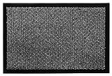 andiamo Schmutzfangmatte Fußabtreter Türmatte Fußmatte Sauberlaufmatte Schmutzabstreifer Türvorleger – Eingangsbereich In/Outdoor – rutschhemmend waschbar hellgrau Polypropylen– 90x150 cm – 5 mm Höhe