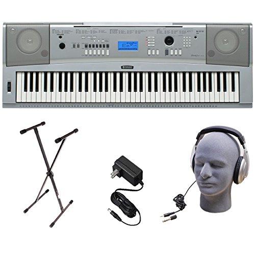 Yamaha DGX230 76-Key Digital Piano Pack