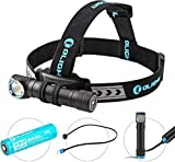 OLIGHT Bundle H2R LED Headlamp, 2300 Lumens Rechargeable Flashlight...