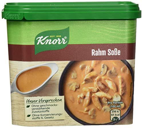 Knorr Rahm Soße Dose, 1er-Pack (1 x 1,75 Liter)