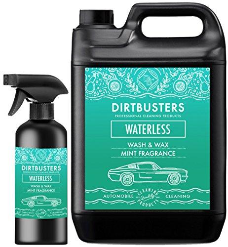 Dirtbusters Detergente e Cera per Auto alla...