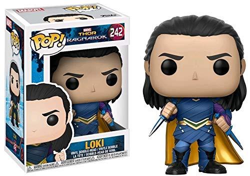 Marvel- Figura de Vinilo Loki (Funko 13767)