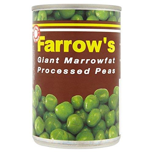 Farrow's Giganti Marrowfat Elaborati Piselli (300g) (Confezione da 2)
