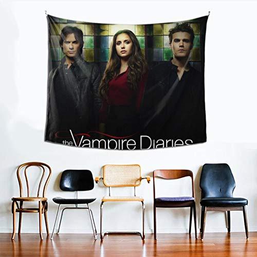 wteqofy The Vampire Diaries Mandala Wandteppich Wandbehang Mandala Wandteppich