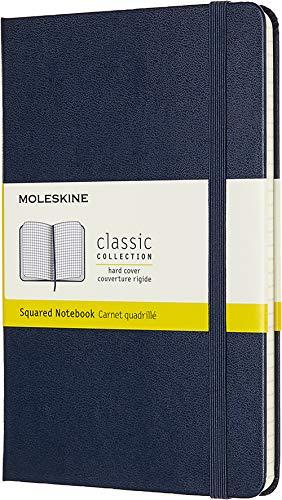 Moleskine Classic Notebook, Hard Cover, Medium (4.5