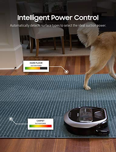 Samsung POWERbot R7040 Robot Vacuum, Works with Alexa