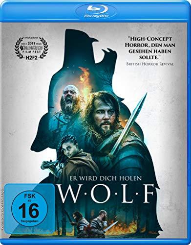Wolf - Er wird dich holen [Blu-ray]