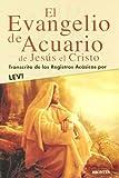 Evangelio de acuario de Jesús el Cristo (Sendero (brontes))