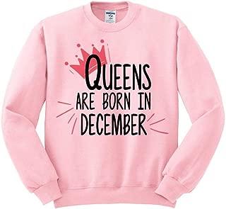 Best queens are born in december sweatshirt Reviews
