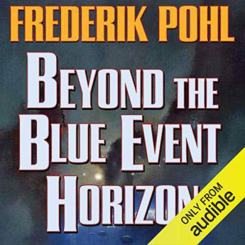 Beyond the Blue Event Horizon  By  cover art