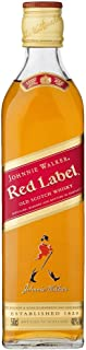 Johnnie Walker - Red Label Blended Scotch Whiskey - 12 x 0,05l