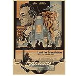 liuyushuo Poster Lost In Translation Klassischer Film Retro