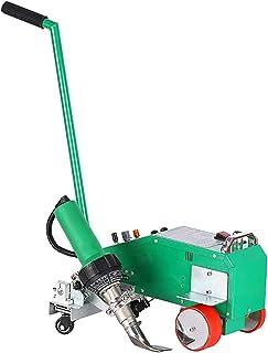 Inteligente PVC PE Flex Banner costura soldador con 1600 W Leister pistola de calor 220 V
