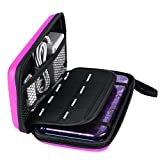 AKWOX Nintendo New 3DS XL Case, Carrying Case for New 3DS XL,3DS XL, Hard Travel Protective Shell for Nintendo...