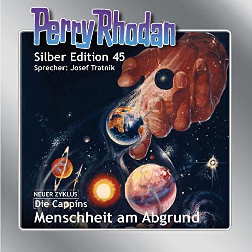 Menschheit am Abgrund audiobook cover art