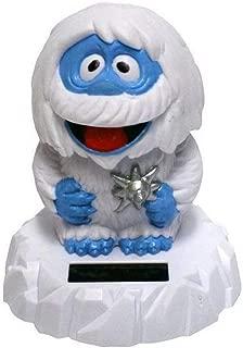 Abominable Snowman Bumble Solar Bobble Head