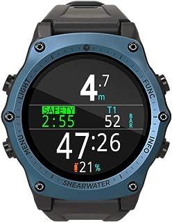 Shearwater - Teric Blue Bezel - Reloj de buceo
