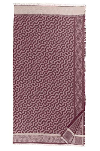 Aigner Damen Tuch Burgundy Bordeaux