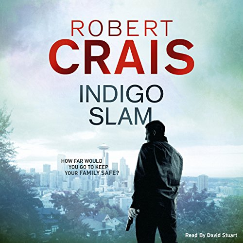 Indigo Slam audiobook cover art