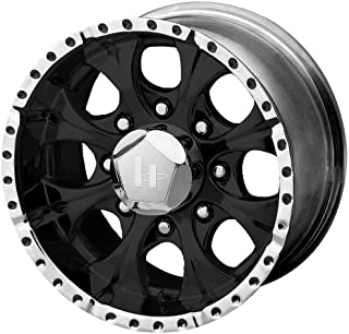 Helo HE791 Maxx Gloss Black Wheel With Machined Face (16x8