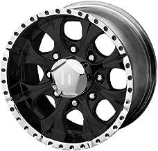 Helo HE791 Gloss Black Machined Wheel - (16x8