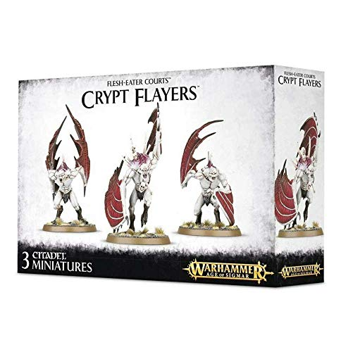 Games Workshop Warhammer Age of Sigmar: Crypt Flayers
