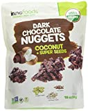 Innofoods Organic Dark Chocolate Nuggets with Coconut & Super Seeds...
