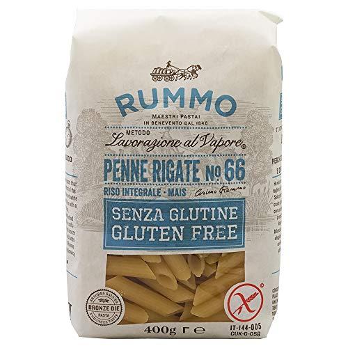 Rummo Penne Rigate senza Glutine Gr. 400 [12 confezioni]