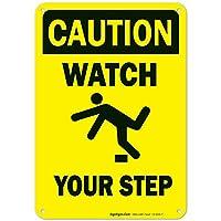 安全サインは、あなたのステップサインを見ます