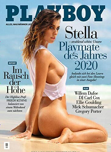 Playboy 8/2020