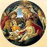 1art1 Sandro Botticelli - Madonna Del Magnificat Poster