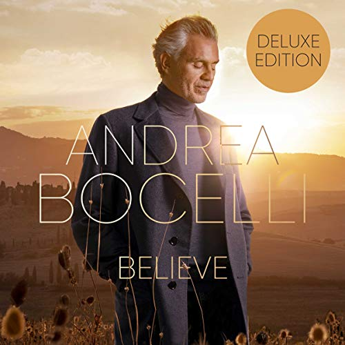 Believe [Deluxe CD]