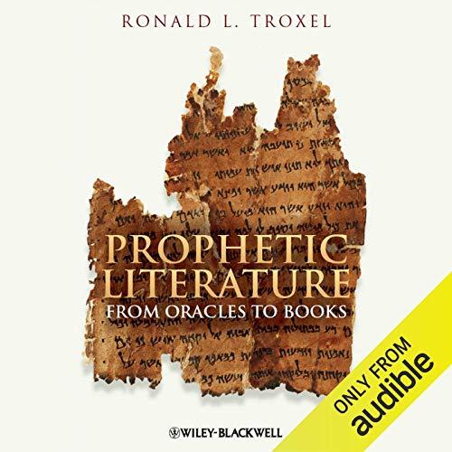 Prophetic Literature cover art