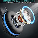 Zoom IMG-2 cuffie gaming per ps4 ps5