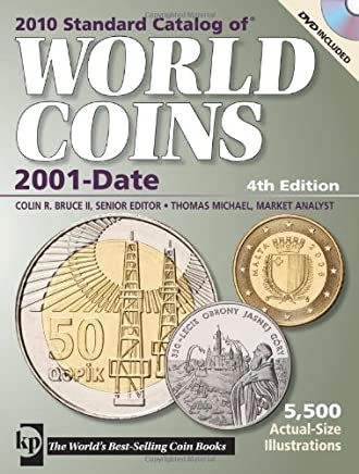 2010 Standard Catalog of World Coins 2001-Date
