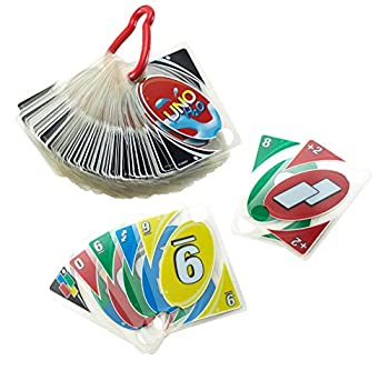 UNO  H2O To Go - Card Game