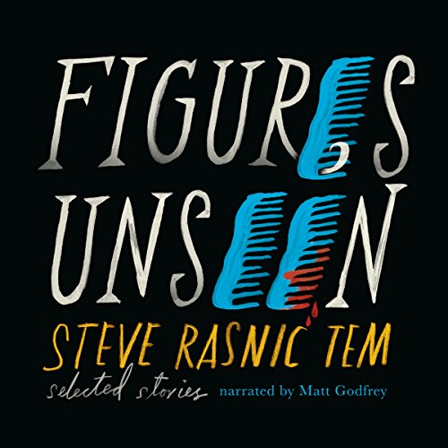 Figures Unseen audiobook cover art