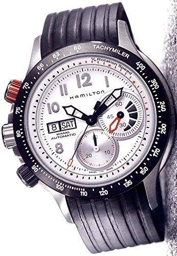 Hamilton Khaki Aviation Tachymiler Men's Automatic Watch H71726313